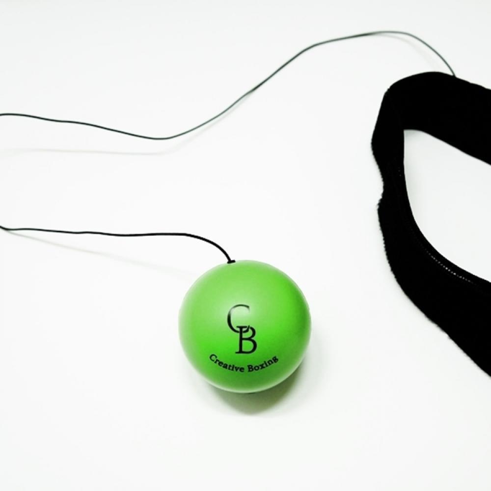 복싱 다이어트 운동기구 탭볼 고급자용(그린)