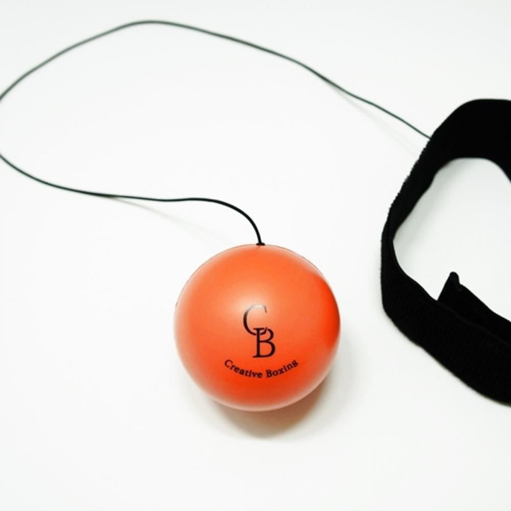 복싱 다이어트 운동기구 탭볼 초보자용(오렌지)