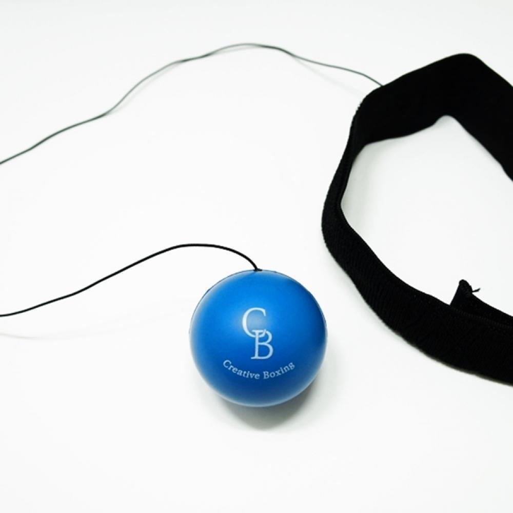 복싱 다이어트 운동기구 탭볼 고급자용(블루)