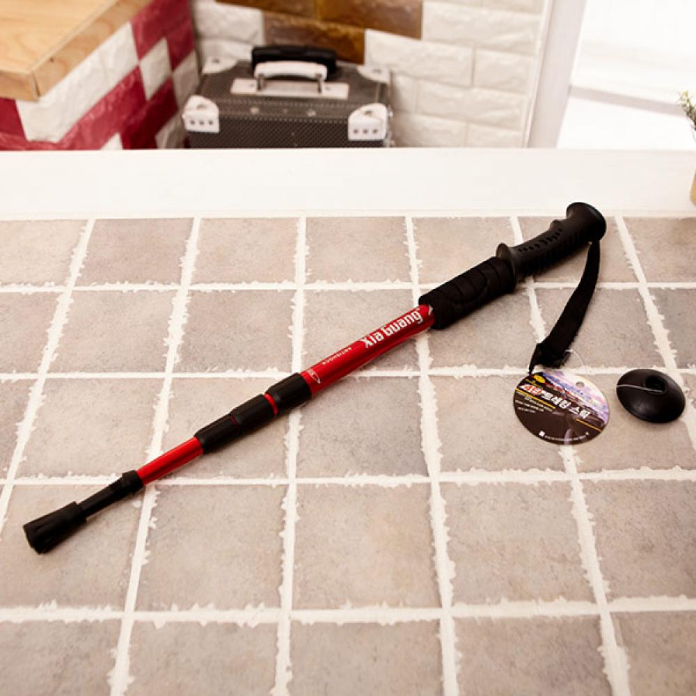 트레킹 스틱 등산지팡이 4단(색상랜덤)