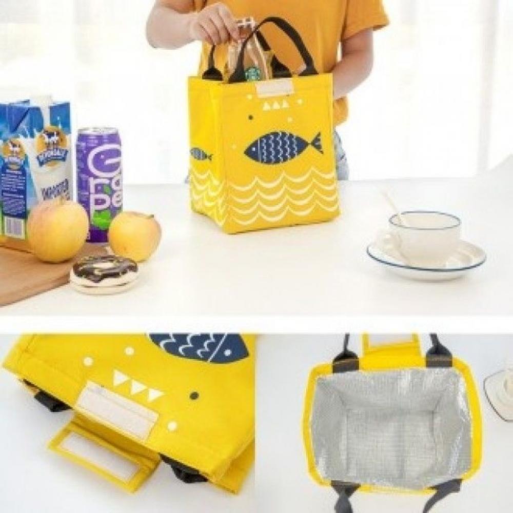 모던피쉬 아이스백 실용적인 가방 나들이 음료수납