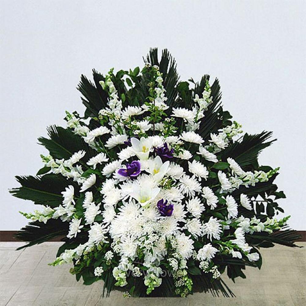 근조바구니 (특급) (중급) 꽃배달서비스