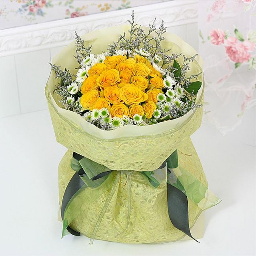 발랄한그녀 꽃다발 (중급) 기념일 꽃배달 꽃선물