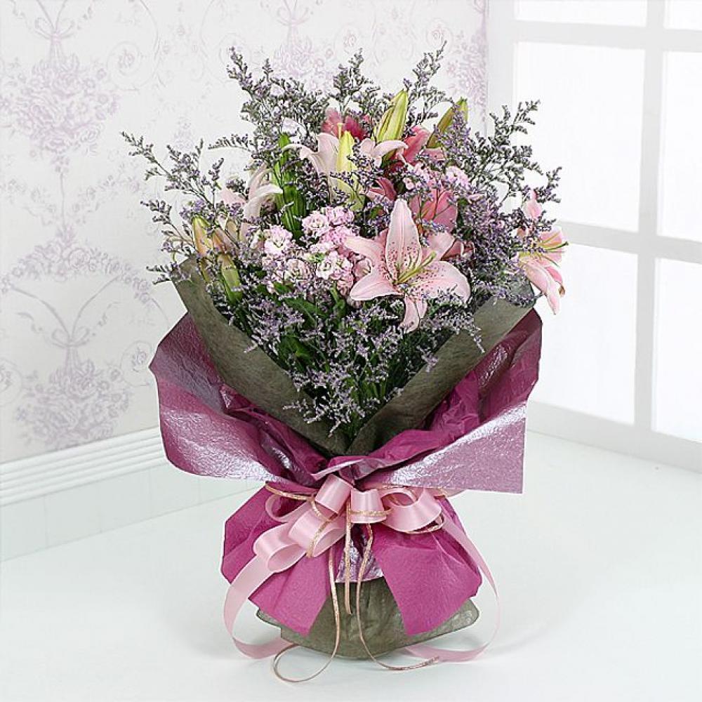 사랑공식 꽃다발 (중급) 기념일 꽃배달 꽃선물