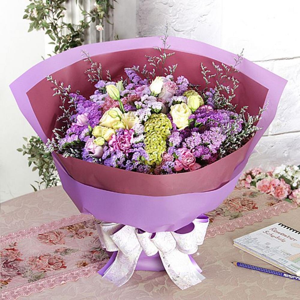 너의향기 꽃다발 (특급) 기념일 꽃배달 꽃선물