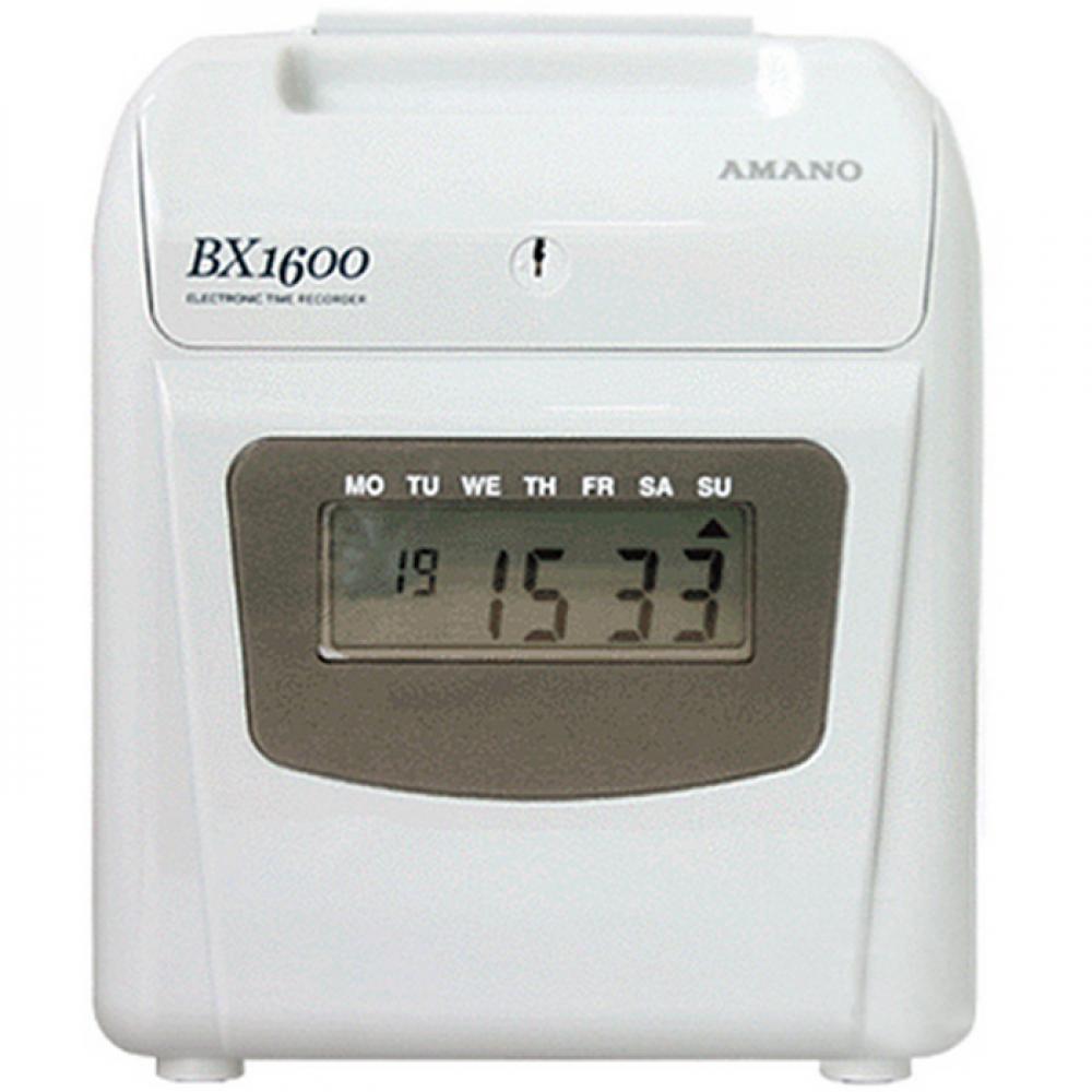 출퇴근기록기(BX-1600 AMANO)