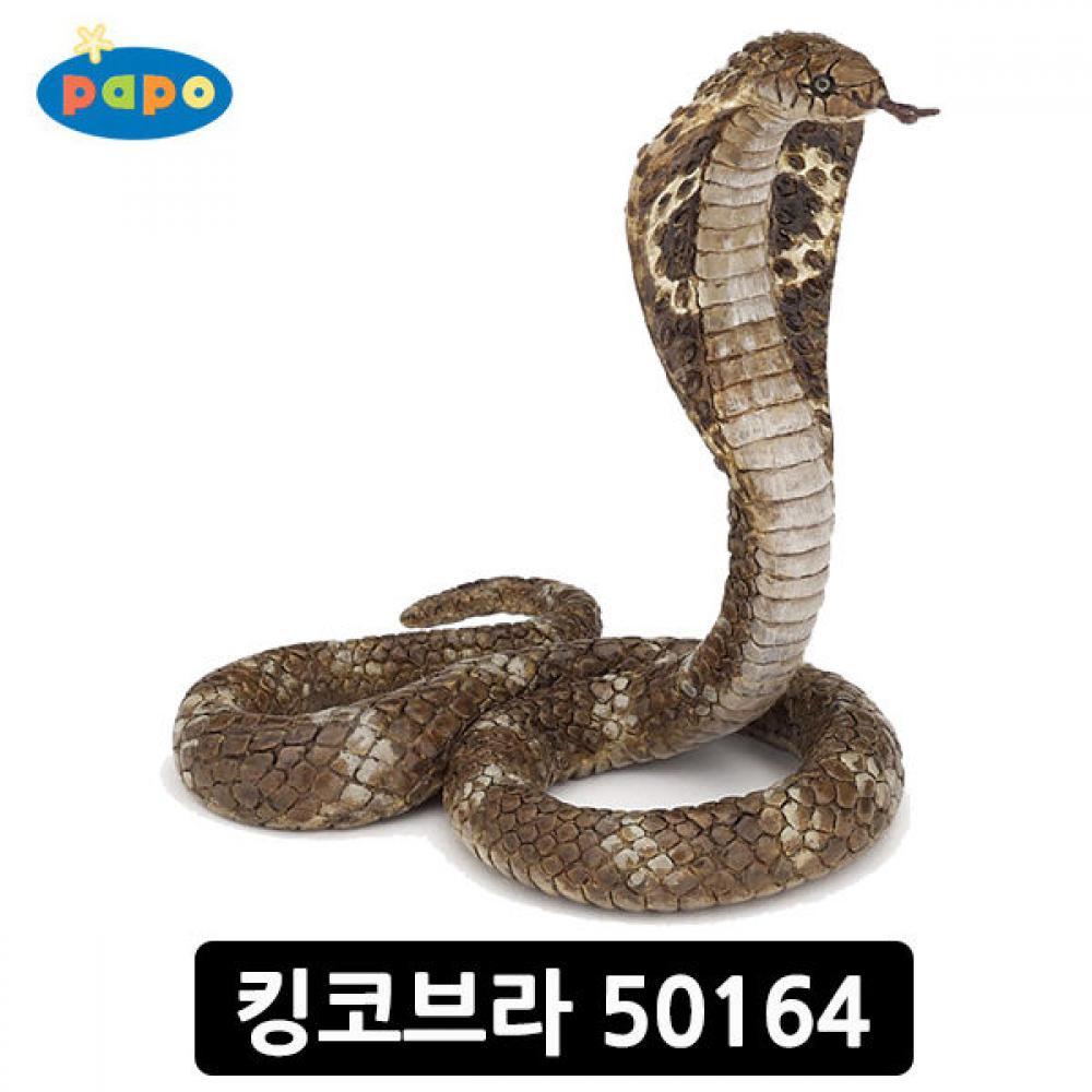 파포 (동물 모형완구) 킹코브라 (50164)